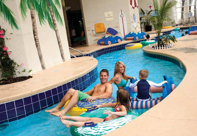 Indoor Water Park | Myrtle Beach Hotels with Indoor Water Park