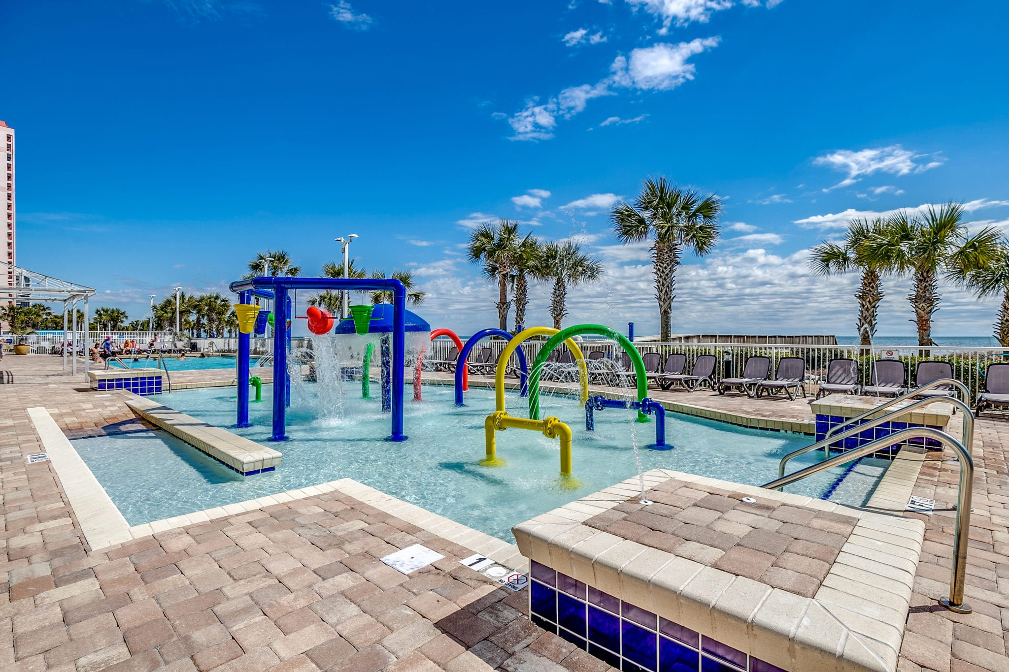 Outdoor Kids Waterpark