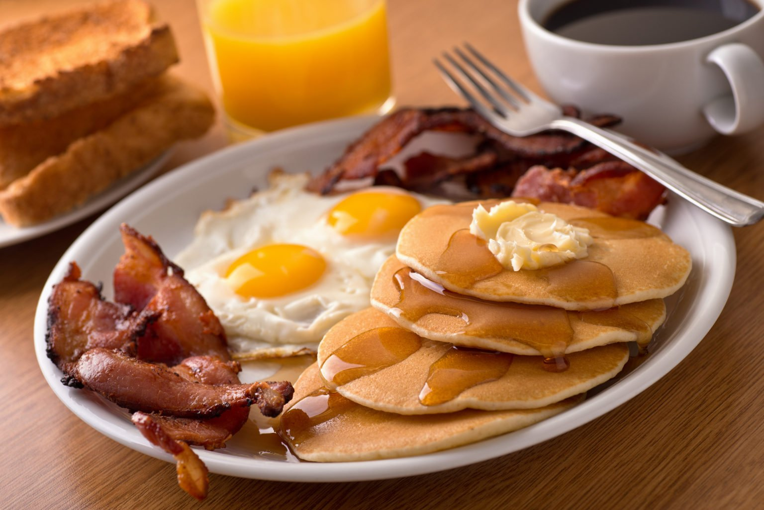 Dunes Village serves one of the best breakfasts in Myrtle Beach.